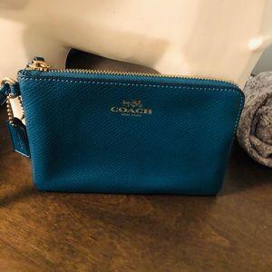 COACH small size wristlet/wallet